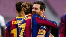Barcelona Ditahan Sevilla, Koeman Soroti Penampilan Griezmann