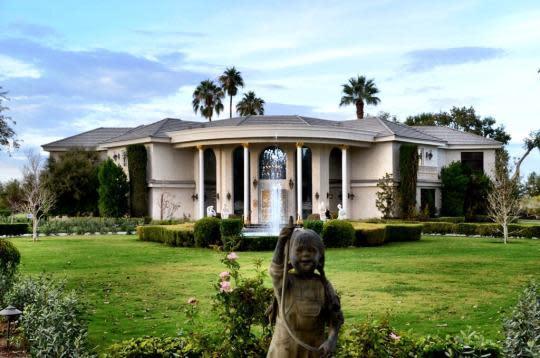 Tours Of Casa De Shenandoah Las Vegas