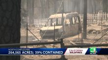 15 killed in wildfire burning in Butte County