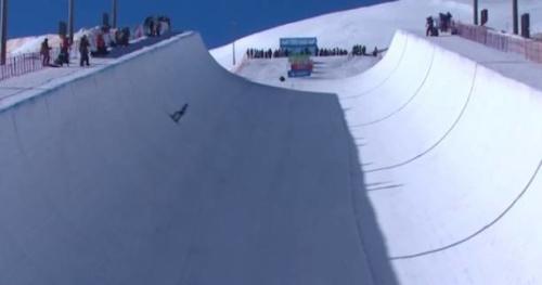 Ski freestyle - ChM - Championnats du monde de ski freestyle : Les qualifications hommes du ski halfpipe à suivre en live vidéo