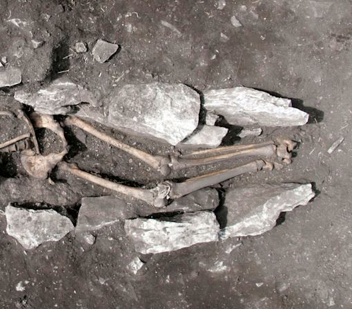 Ancient Bones Found On Greek Mountaintop May Confirm Chilling Legend