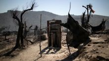 Greek wildfire rages near Athens, residential area evacuated