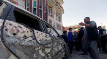 Blast at election center in Afghan capital kills more than 50