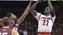 Deng Adel's withdrawal from the NBA draft is a huge boost for Louisville