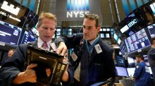 Wall Street climbs as interest rate concerns ease
