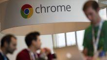 Chrome gets global media controls