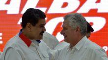 """ALBA cierra filas en Cuba frente a """"política agresiva"""" de EEUU"""