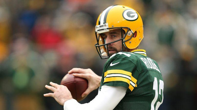 """Packers offensive coaches plan to hit Aaron Rodgers from """"all angles"""""""