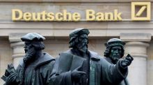 Deutsche paints gloomy picture at investor gathering