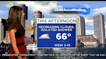 WBZ AccuWeather Morning Forecast For April 21