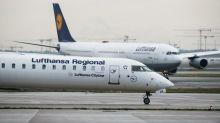 UFO und Lufthansa Cityline einigen sich auf Tarifpaket