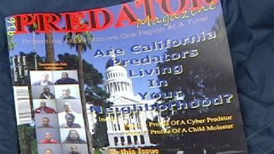 Predator Magazine Publishes Sex Offender Listings