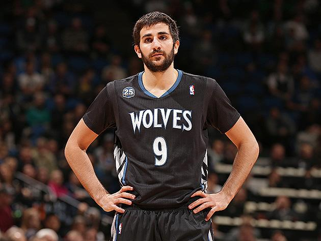 sports shoes 138b8 acfe7 Wolves' Ricky Rubio on his continued struggles: 'I'm just ...