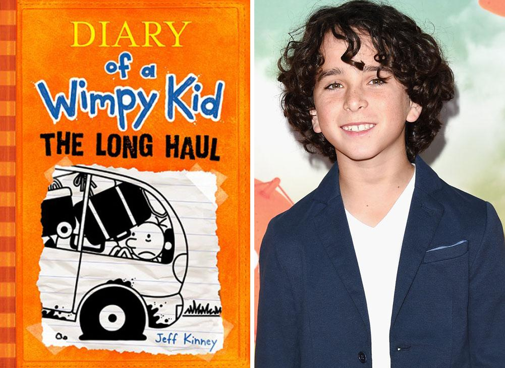 Diary Of A Wimpy Kid Franchise Rebooting With New Cast
