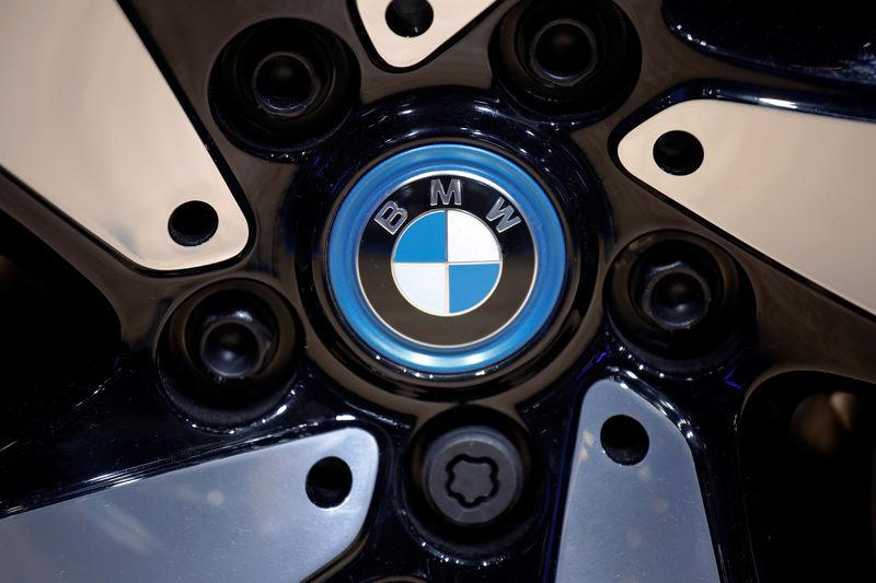 Bmw To Offer Ride Hailing Services In China From December