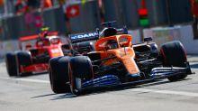 Carlos Sainz nach P3: Unser Gegner heißt nicht Mercedes!