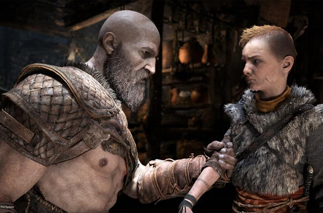 The next 'God of War' won't be out until 2022