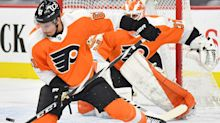 Flyers' Justin Braun lives up to 'unleash the Brauner' hype