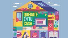 Así suena 'Quédate en tu casa', el himno oficial de la cuarentena por coronavirus
