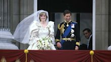 Princess Diana's waist shrunk by five inches in run up to wedding, says dress designer
