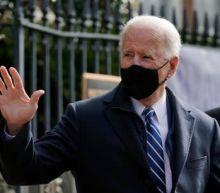 Biden news - live: President cancels transgender military ban as third GOP senator steps down for 2022