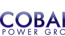 Cobalt Power Group Announces Acquisition of the Coleman Township Properties