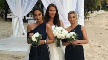 Vicky Pattison hits back after being criticised for 'upstaging' bride