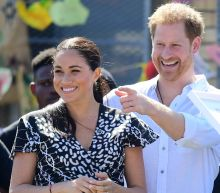 Prince Harry, Meghan Markle receive warm welcome as they kick off 10-day royal tour in South Africa
