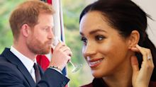 Meghan Markle 'bans Prince Harry from drinking alcohol and tea'