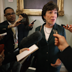 Republican Sen. Susan Collins is calling on the FCC to cancel the net-neutrality vote