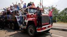 Venezuela: l'aide humanitaire commence enfin à arriver