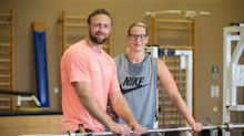 """Leichtathletik: Harting: """"Mein Knie ist eine tickende Zeitbombe"""""""