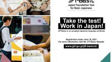 Japan Foundation offers test for basic Japanese