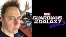 Marvel despide a James Gunn de Guardianes de la Galaxia 3: ¿Por qué? ¿Cuál es la polémica? ¿Qué hizo?