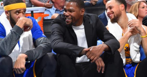Basket - NBA - Kevin Durant de retour ce week-end ?