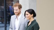 Meghan's pregnancy news kicks off tour