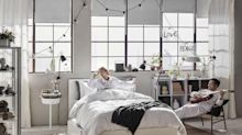 The 2020 IKEA Catalog Is Full Of Solutions For Small Spaces And Better Sleep