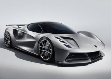 Lotus Evija不僅馬力驚人,精心策畫的空氣動力結構也頗具看點!