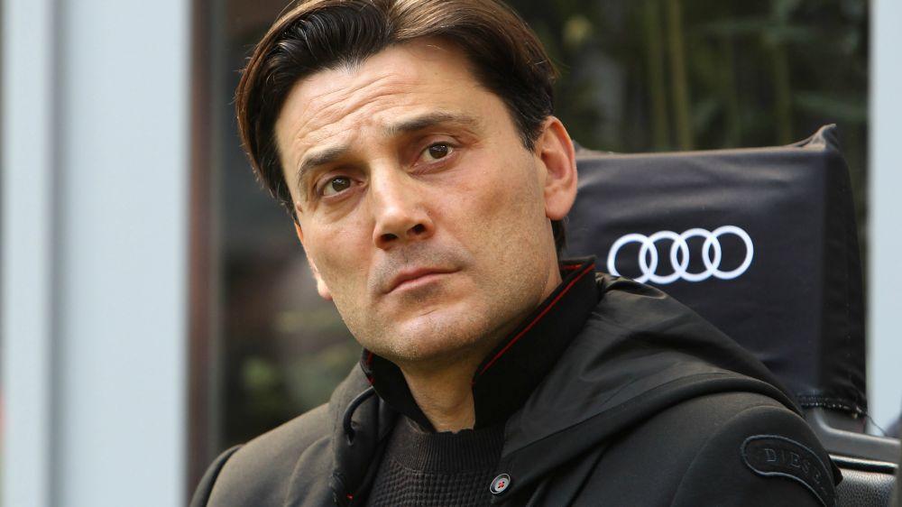 """Montella assicura: """"Programmo il futuro col Milan, Montolivo è pronto"""""""