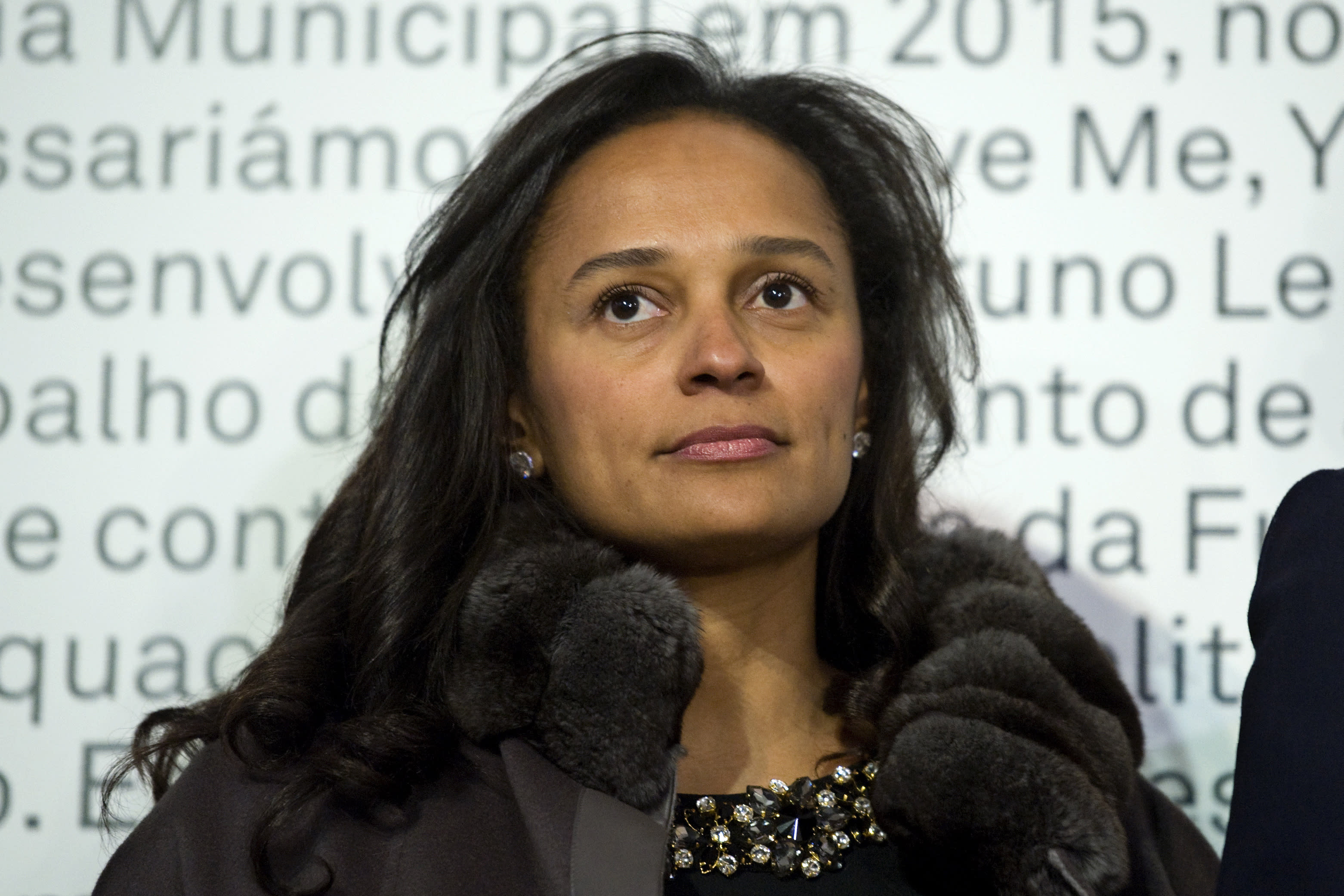 The wealthiest woman in Africa - and Russian Federation