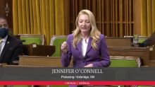 Liberal MP Targets O'Toole In Women's History Month Statement