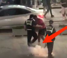 US military apologizes to South Korea after its troops fired fireworks and reportedly brawled in the streets