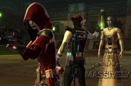 SWTOR's 2.4 PTS patch notes highlighted by PvP tweaks