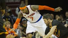 Carmelo Anthony replaces injured Kevin Love on 2017 East All-Star team