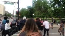 Auto überfährt Mann bei Protesten gegen US-Polizeigewalt