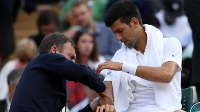 Novak Djokovic will not play for rest of 2017 season due to elbow injury