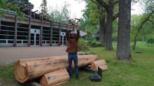First Nations carver laments loss of western red cedars