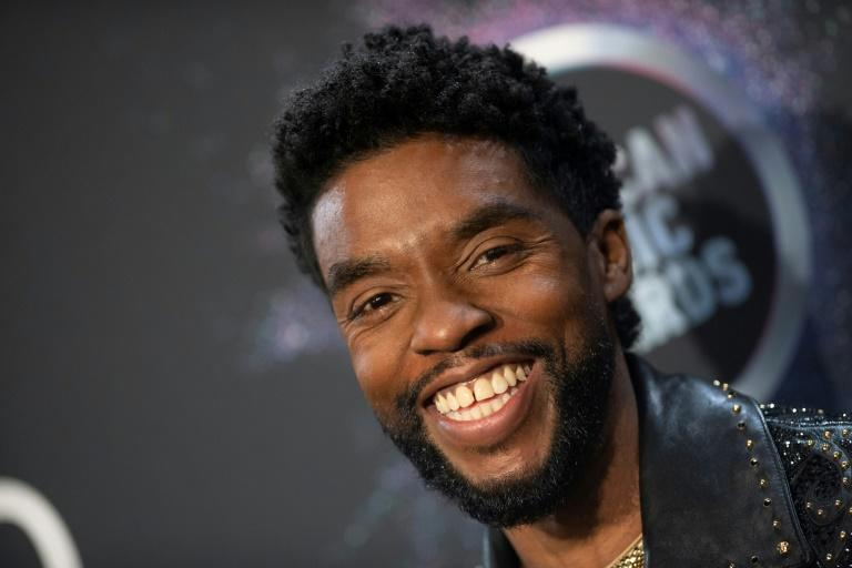 US actor Chadwick Boseman continued to work on major Hollywood films during and between countless surgeries and chemotherapy