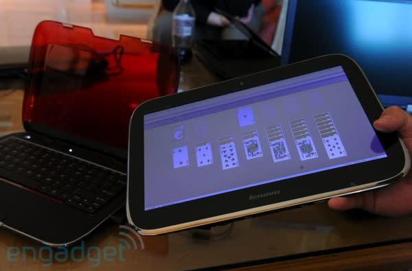 Lenovo LePad to ship in December, IdeaPad U1 Hybrid dock slated for January 2011