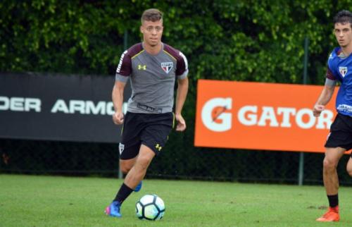 Sub-20 do São Paulo terá reforço de quinteto do profissional contra Vasco